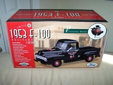 TEXACO -GEARBOX- 1953 FORD f-100 DELIVERY TRUCK- # 13502 NEVER REMOVED FROM BOX