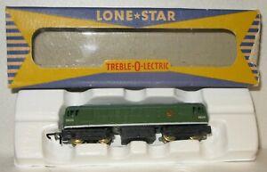 Lone Star Treble-O-Lectric N Gauge EL.60 BR D.5900 BO-BO Derby Sulzer