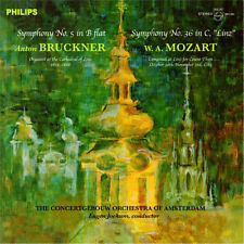 Bruckner - Symphony No. 5  Mozart No.36+Vinyl 180g 2 LPs+Speakers Corner+NEU+OVP