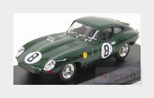 Jaguar E-Type Coupe #8 Le Mans 1962 Charles Coundley BEST 1:43 BE9161 Model