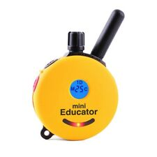 E Collar ET-300 302 MINI Educator Replacement TRANSMITTER ONLY - Yellow