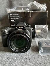 "Panasonic Lumix FZ1000 II MK2 Digital Bridge Camera DC-FZ10002 -"" New """