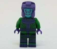 **NEW** Custom Printed - KANG THE CONQUEROR - Marvel Universe Block Minifigure