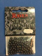 Raven Super Soft Shot 50g Split Shot No. Aaa $2.50 Us Combined Shipping