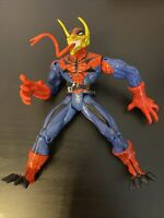 spiderman green goblin action figure Spider Goblin Marvel Comics