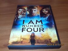 I Am Number Four (DVD, Widescreen 2011) 4