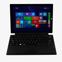 Magnetic Touch Pad Bluetooth Keyboard Type Cover for Microsoft Surface Pro 3 & 4