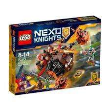 Lego Nexo Chevaliers Porte de Mol lave Jetter 70313