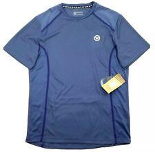 CANARI Men's Casual Cycling Jersey. Twilight Blue. Size XL