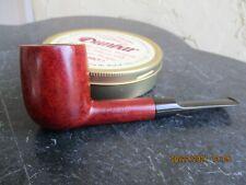 SAVINELLI PUNTO ORO Smooth Large bowl billiard #114KS Birdseye cross grain NICE