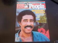 Richard Pryor, Pam Dawber - People Magazine 1981