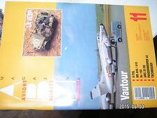 ¤¤ ABM magazine n°11 Jeep Vautour He 162 AMX 30 B2 Panzerwerfer 42