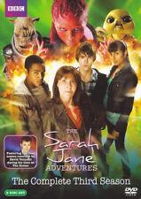 THE SARAH JANE ADVENTURES - THE COMPLETE SEASON 3 (DVD)