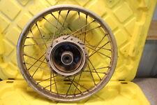 1971 Yamaha Jt1 Rear Back Wheel Rim