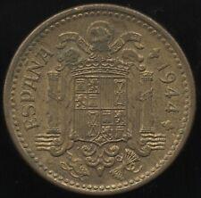 More details for 1944 spain peseta coin | european coins | pennies2pounds