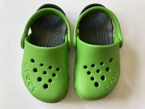 Kids Crocs Toddler Size C6