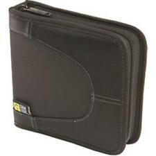 Case Logic CDW-16 16 Capacity Classic CD Wallet (Black)