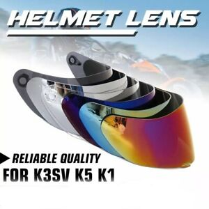 visiera casco moto per AGV K1 K3-SV S-4-SV K5 K5S HORIZON