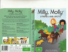 Milly,Molly-Stripes And Spots-2011-Animated MM-DVD