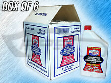 LUCAS 10418 MULTI-VEHICLE AUTOMATIC TRANSMISSION FLUID - BOX OF 6 BOTTLES