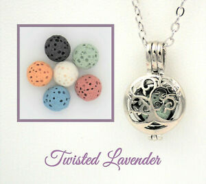 Retractable, Sunflower TONY /& SANDY Lanyard Necklace Diffuser Aromatherapy Stainless Steel Beaded Chain Necklace Silver for ID Badge Holder and Keys Non Breakaway Essential Oil Pendant Locket