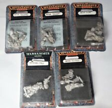 Warhammer 40k Space Marine Space Wolves Army Lot Terminators Sergeant Cyclones +