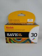 Kodak 30 Color Genuine Ink Cartridge Tri Color New Open Box