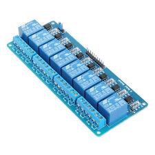 5V 8 Channel Relay Module Board for Arduino Raspberry Pi PIC AVR MCU DSP ARM