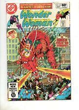 Wonder Woman #284 1St Robin & Huntress Team-Up! Birds of Prey 1981