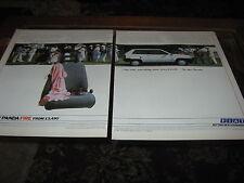 Fiat Panda Fire, MG Maestro, Dunlop Tyres, Audi Quattro, Nissan Silvia, Celica