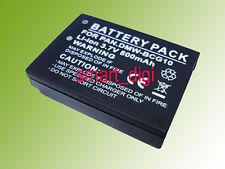 DMW-BCG10 Battery for Panasonic Lumix DMC-ZS15 DMC-ZS19 DMC-ZS20 Digital Camera