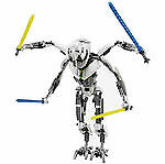 NEW SEALED LEGO STAR WARS GENERAL GRIEVOUS 75112