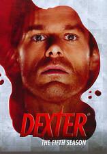 #8 DEXTER Fifth Season Brand New DVD Set FREE SHIPPING