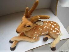 Simulation Deer Toys Plush Sika Reindeer 31'' Stuffed Doll Xmas Babies Gift 80CM