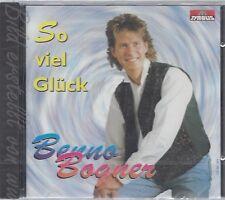 CD--BENNO BOGNER -- -- SO VIEL GLUECK