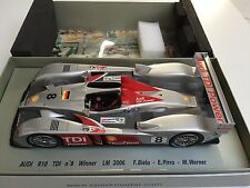 Audi R10 TDI, Sieger Le Mans 2006, Spark, 1/18 in OVP