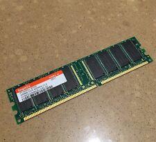 Hynix PC3200U-30330 500MB 256mb DDR 400MHz HYMD232646B8J-D43 Ram Memory CL3