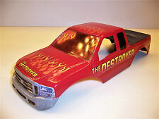 Custom The Destroyer Ford Model kit Monster Jam Truck Revell Bigfoot Metal 1 24