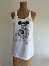 Stella McCartney 'Comic Relief' Limited Edition Vest Top - Madonna By Herb Ritts