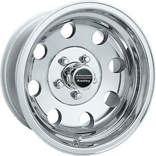 16 Inch Wheels Rims American Racing Polished Alloy Baja 6 Lug 6x5.5 AR1726838