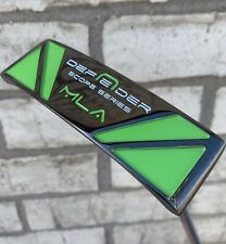 """MLA GOLF DEFENDER SCOPE SERIES 34"""" MILLED FACE PUTTER RH MyGolfSpy's Most Wanted"""