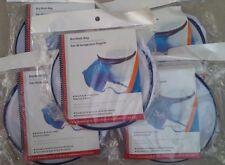 CHECKYS DEALS BRA WASH BAG LOT OF 5 MESH PLASTIC FLOATS SET OF FIVE CUBE