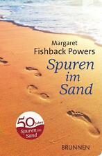 Spuren im Sand von Margaret Fishback Powers (2014, Gebundene Ausgabe)