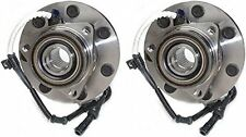 Hub Bearing for 2003 Ford F-150 Fit 4WD/AWD-4 WHEEL ABS-7 STUD-Front Pair