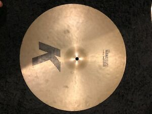 "Zildjian K DARK THIN Crash cymbal 17"""