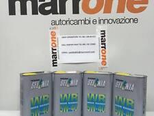 OLIO MOTORE SELENIA WR 5W40 DIESEL 4 LT LITRI ORIGINALE FIAT ALFA ROMEO LANCIA