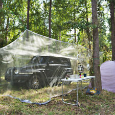 5.6m(18ft) khaki Extra Large size  Mosquito Fly Net Car Netting Outdoor Camp bug