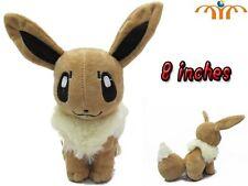 Peluche Eevee Pokemon 20cm Pokémon