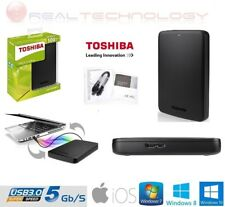"HARD DISK ESTERNO 500GB 2,5"" TOSHIBA SLIM AUTOALIMENTATO USB 2.0/3.0  BASICS"