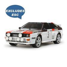 TAMIYA RC Audi Quattro A2 Rally (TT-02) 58667 1:10 - NO ESC